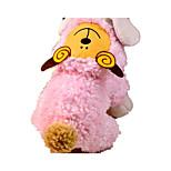 Собака Костюмы Одежда для собак Косплей Носки детские Желтый Синий Розовый