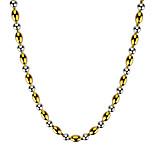 Муж. Жен. Ожерелья-цепочки Бижутерия Круглый Нержавеющая сталь Мода Бижутерия Назначение Повседневные