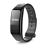 Smart Bracelet/Smartwatch Heart Rate Blood Pressure Monitoring Message Reminders Pedometer Waterproof Bracelets for Ios Android APP