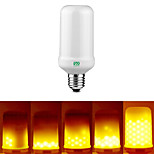 6W E27 LED Corn Lights T 99 SMD 3528 550-600 lm Warm White 2800-3500 K Dimmable Decorative AC 200-240 V