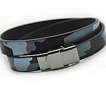 Men's Leather Bracelet Wrap Bracelet Jewelry Fashion Punk Leather Titanium Steel Geometric Jewelry For Casual Going out