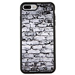Per iPhone 7 iPhone 7 Plus Custodie cover Resistente agli urti Fantasia/disegno Custodia posteriore Custodia Geometrica Colore graduale e