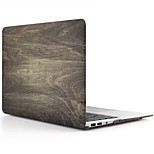 MacBook Case for MacBook Air 13-inch Macbook Air 11-inch MacBook Pro 13-inch with Retina display Wood Grain TPU Material