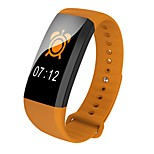 The New HHY M99 Color Smart Bracelet Sports Pedometer Sleep Blood Pressure And Heart Rate Monitoring Intelligent Mobile Phone Bluetooth Bracelet