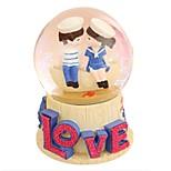 Balls Music Box Toys Circular Crystal Pieces Unisex Birthday Valentine's Day Gift