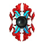 Fidget Spinner Inspired by Overwatch Chyouun Shiryuu Anime Cosplay Accessories Metalic