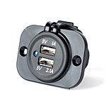 Multi Ports 2 USB Ports Charger Only DC 5V/2.1A