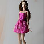Dresses Dress For Barbie Doll Dresses For Girl's Doll Toy
