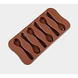 1 Piece Cake Molds Chocolate Cake Silica Gel Baking Tool