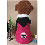 Dog Coat Dog Clothes Casual/Daily Geometic