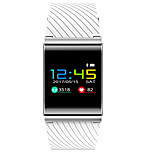 ips sr10 colorful oled smart bracelet кровяное давление кислород сердечный ритм монитор bluetooth предупреждение фитнес трекер активность