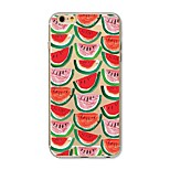 For iPhone X iPhone 8 Case Cover Pattern Back Cover Case Fruit Soft TPU for Apple iPhone X iPhone 8 Plus iPhone 8 iPhone 7 Plus iPhone 7