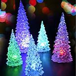 Недорогие -1шт дерево привело цвет изменения огней дома праздник декора лампы для праздников аксессуары