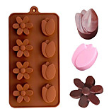 Bakeware Sets For Chocolate Silica Gel