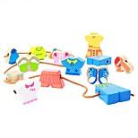 Набор для творчества Конструкторы Обучающая игрушка Игрушки Круглый Прочее Куски Мальчики Девочки Подарок