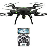 RC Drone X53 4CH 6 Axis 2.4G With 0.3MP HD Camera RC Quadcopter Height Holding WIFI FPV One Key To Auto-Return Auto-Takeoff Access