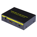 HDMI 1.3 HDMI 1.4 Converter, HDMI 1.3 HDMI 1.4 to HDMI 1.3 HDMI 1.4 Converter Male - Female 4K*2K Gold-plated copper 20.0m(60Ft) 10 Gbps