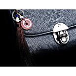 сумка / телефон / брелок шарм кристалл / горный хрусталь стиль кисточка мультфильм игрушка кристалл полиэстер 21см