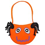 Ghost Monster Pumpkin Bags and Purses Halloween Festival/Holiday Halloween Costumes Orange Fashion