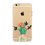 For iPhone X iPhone 8 Case Cover Transparent Pattern Back Cover Case Tree Soft TPU for Apple iPhone X iPhone 8 Plus iPhone 8 iPhone 7