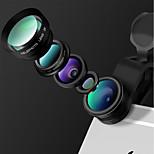 линзы для смартфонов hyang для смартфонов 0.65x широкоугольный объектив 10x макрообъектив для объективов с фокусным линзом с длинным