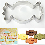 1 Cake Molds Fruit Cake Cookie Pizza For Cake For Cookie Stainless Steel + A Grade ABS Stainless Kids Baking Tool DIY High Quality