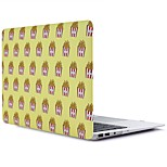 MacBook Case for MacBook Air 13-inch Macbook Air 11-inch MacBook Pro 13-inch with Retina display Food TPU Material