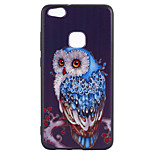 Case For Huawei P10 Lite P8 Lite (2017) Phone Case TPU Material Owl Pattern 3D Relief Phone Case P10 Honor 6X Enjoy 6s
