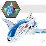 LED Lighting Flying Gadget Light Up Toys Plane Toys Aircraft Children's Kids 1 Pieces