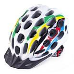 Универсальные Велоспорт шлем 40 Вентиляционные клапаны Велоспорт Велосипедный спорт Стандартный размер