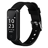 PAG Smart Bracelet iOS Android IP67 Calories Burned Pedometers Exercise Record Health Care Alarm Clock Light and Convenient Path