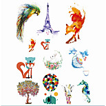 Tattoo Stickers Jewelry Series Animal Series Flower Series Totem Series Others Olympic Series Cartoon Series Romantic Series Message