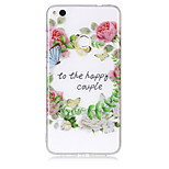 Case For Huawei P8 Lite (2017) P10 Lite Phone Case TPU Material Flower Pattern HD Phone Case P9 Lite