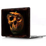 MacBook Кейс для MacBook Air, 13 дюймов MacBook Air, 11 дюймов MacBook Pro, 13 дюймов с дисплеем Retina Черепа Halloween Термопластик