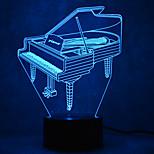 Luzes de Presença LED Night Light Luzes USB-0.5W-USB