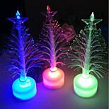 cheap -1CPS Color Changing LED Tree Night Light Lamp Gift New Year Colorful Christmas