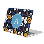 MacBook Кейс для MacBook Air, 13 дюймов MacBook Air, 11 дюймов MacBook Pro, 13 дюймов с дисплеем Retina Мультипликация Черепа Halloween