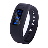 Smart Bracelet iOS Android Water Resistant / Water Proof Long Standby Calories Burned Pedometers Health Care Sports Alarm Clock