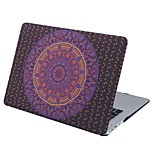 MacBook Funda para MacBook Air 13 Pulgadas MacBook Air 11 Pulgadas MacBook Pro 13 Pulgadas con Pantalla Retina Mandala TPU Material