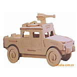 3D Puzzles Toy Cars Military Vehicle Toys Car Vehicles Military Special Designed New Design Kids Pieces