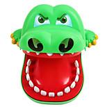 Toys Crocodile Plastics