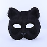 Costume Mask Makeup Dance Mask Halloween Mardi Gras Mask Half Face Sexy Party Mask