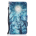 For Case Cover Card Holder Wallet with Stand Flip Magnetic Pattern Full Body Case Tree Hard PU Leather for Huawei Huawei P10 Lite Huawei