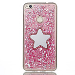 For Huawei P10 Lite P8 Lite (2017) Phone Case TPU Material Star Flash Powder Phone Case Nova 2 P10