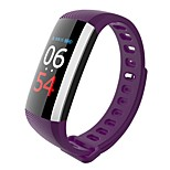 HHY G9 Smart Bracelet Heart Rate And Blood Pressure Oxygen Sports Bracelet Waterproof Pedometer Calls Message Push