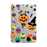 For iPad (2017) Case Cover Transparent Pattern Back Cover Case Halloween Soft TPU for Apple iPad (2017) iPad Pro 12.9'' iPad Pro 9.7''
