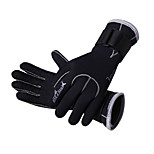 Diving Gloves Neoprene Full-finger Gloves Stretchy Protective Durable Diving/Boating Outdoor Unisex