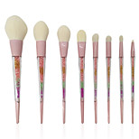 8 pcs Makeup Brush Set Synthetic Hair Cosmetic Beauty Care Makeup for Face