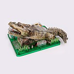 Stress Relievers DIY KIT Educational Toy Science & Discovery Toys Astronomy Toy & Model Toys Square Fish Crocodile DIY Unisex Teen Pieces