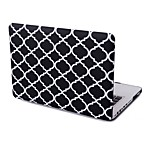 MacBook Case for MacBook Air 13-inch Macbook Air 11-inch MacBook Pro 13-inch with Retina display Geometric Pattern TPU Material